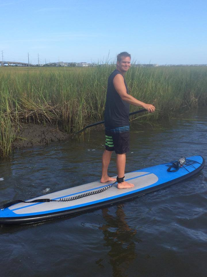 SUP Ocean City, Ocean City paddle boarding, NJ outdoor fun